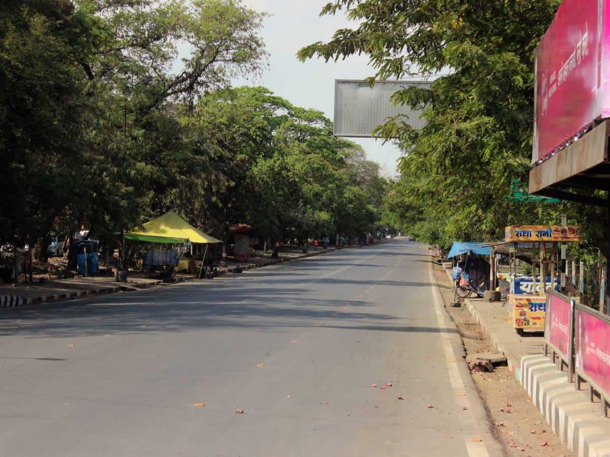 COVID surge leads to 'voluntary' Janata curfews in many towns