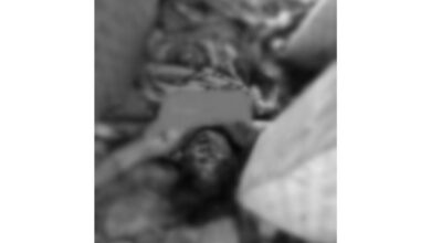 Photo of Woman's corpse found in abandoned public toilet at Secunderabad