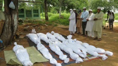 Photo of Siasat arranges burial of unclaimed Muslim dead bodies