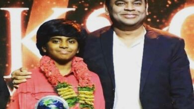 Photo of AR Rahman is my big support, says 14-yr-old pianist Nadhaswaram