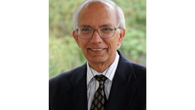 Photo of World Food Prize winner Dr Lal to spend prize money to promote soil science