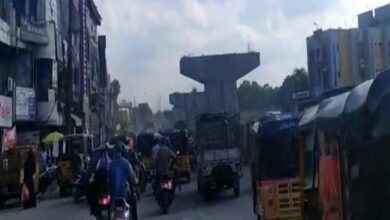 Photo of Delay in Bahadurpura flyover brings woes