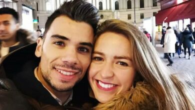 Photo of Portuguese motorcycle racer Oliveira gets engage to his step-sister