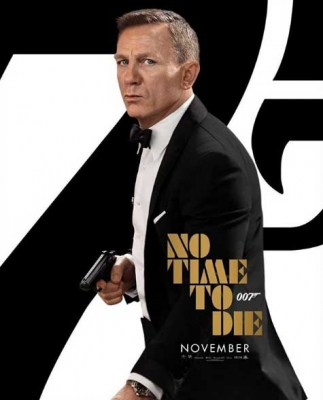 'No Time To Die' trailer promises explosive farewell for Daniel Craig