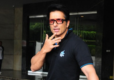 No plans to enter politics: Actor Sonu Sood