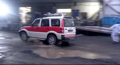 One injured in oxygen cylinder blast in Guj hospital
