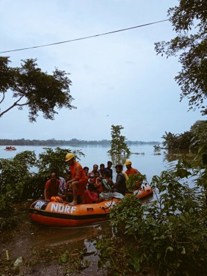 Over 2.83 lakh people still affected by Assam floods