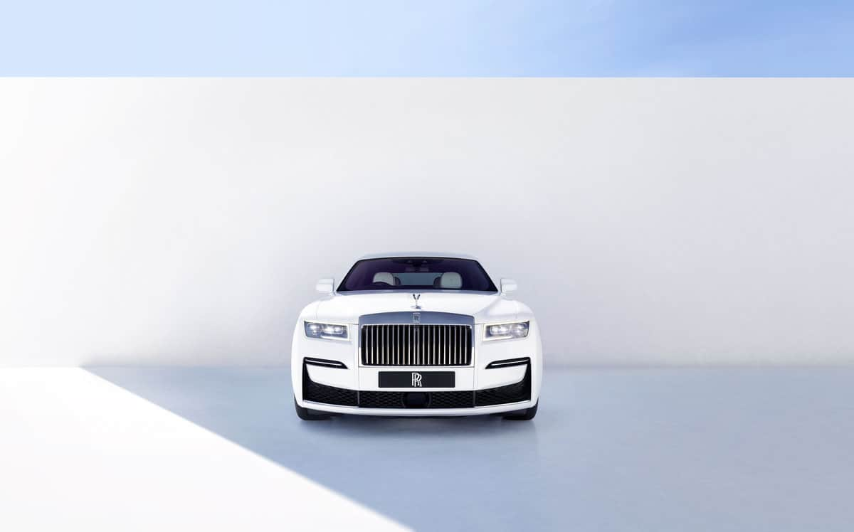 Photo of The New Rolls-Royce Ghost