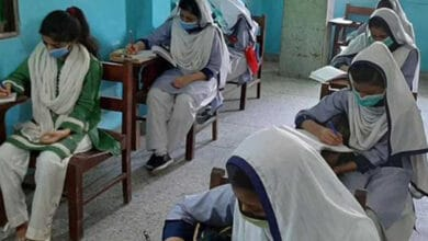 Photo of Schools in Pakistan re-open after a six-month shutdown