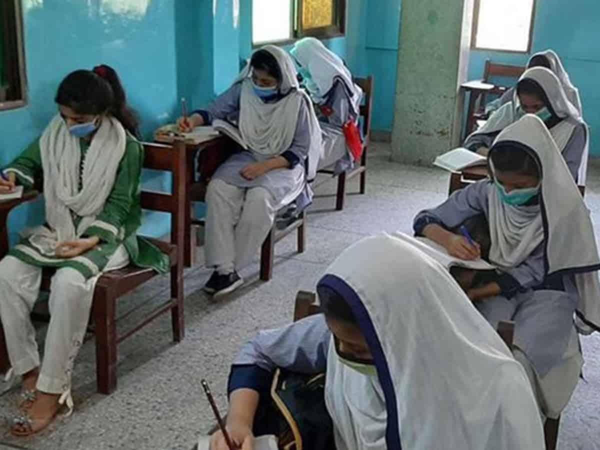 Schools in Pakistan re-open after six-month shutdown