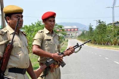 Paper leak: Chairman of Assam police recruitment board resigns