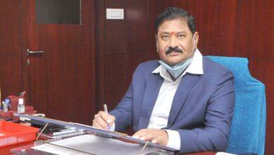 Photo of Parthasarathi assumes charge as Telangana State Election Commissioner