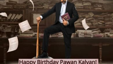 Photo of On Pawan Kalyan's birthday, Vakeel Saab makers release motion poster