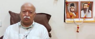 Pranab's 'love for Sangh' made him 'Margdarshak': RSS chief