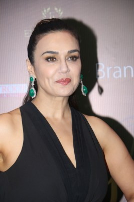 Preity Zinta remembers her first film with a female director