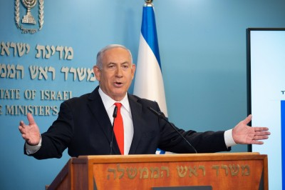 Prepare for 1,500 seriously ill patients by Oct 1: Netanyahu