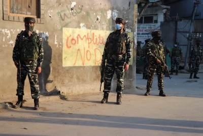 Pulwama-like tragedy averted by security forces in J&K