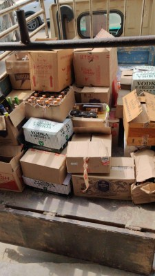 Punjab Police bust nine illegal liquor storage centres