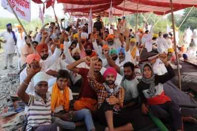 Punjab to K'taka, Punjab to Tripura -- India witnesses farmer's angst (Evening Roundup)