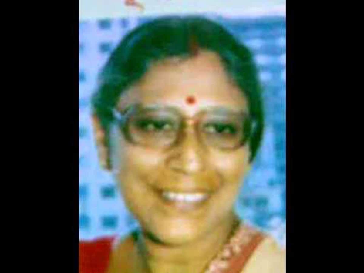 Veteran Rabindra Sangeet exponent Purba Dam dies
