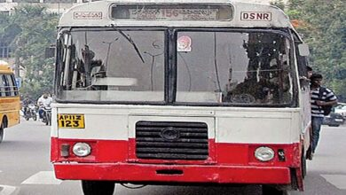 Photo of City buses began on outskirts, people seek on main routes