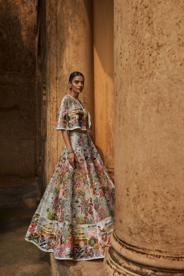 Rahul Mishra's Opulence with Responsibility