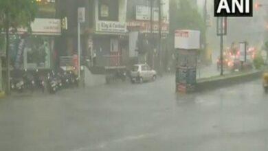 Photo of Rain lashes parts of Hyderabad