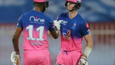 Photo of IPL: Rajasthan Royals sets target of 217 runs for Chennai Super Kings