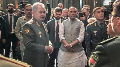 Photo of Rajnath visits Russian armed forces main cathedral in Moscow