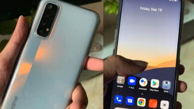 Photo of Realme 7: Fast charging, good overall performance