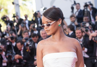 Rihanna healing well after scooter accident
