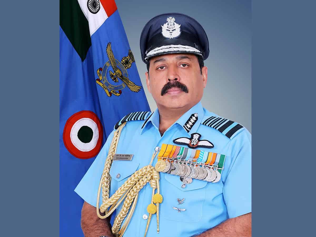 Security scenario in eastern Ladakh at no war no peace status: IAF Chief