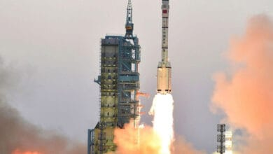 Photo of China's reusable spacecraft makes successful landing