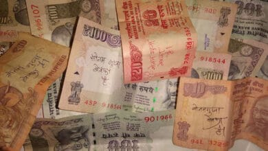 Photo of Rupee surges 22 paise to 73.54 against US dollar