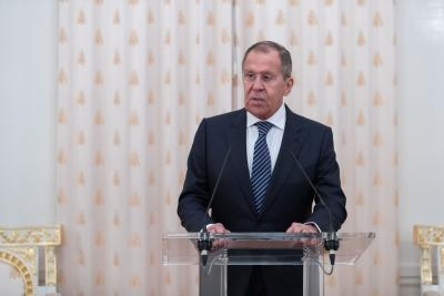 Russian FM cancels visit to Berlin for talks