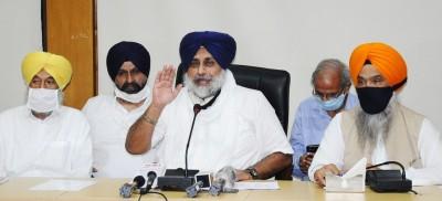SAD snaps ties with NDA on differences over farm Bills