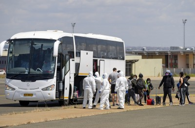 S.Africa launches app to prevent '2nd wave' of Covid-19