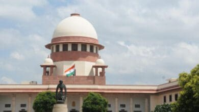 Photo of SC refuses to entertain PIL seeking no freedom of speech & on judice matters