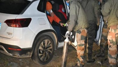 Photo of Indian Army rescues 3 Chinese nationals who lost their way in Sikkim