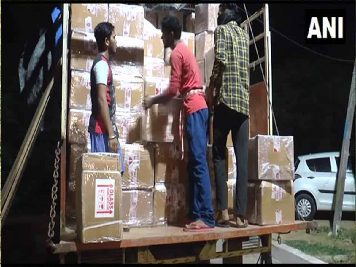 Gang involved in smuggling illicit liquor busted in Ambala