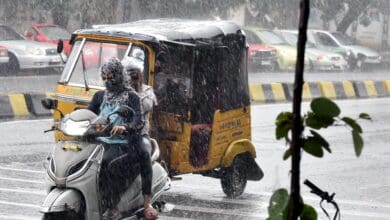 Photo of After a bout of sunny weather, rains return to Hyderabad