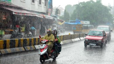 Photo of Telangana to likely receive heavy rainfall in coming days: IMD