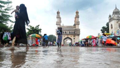 Photo of Hyderabad likely to experience rainfall till September 23