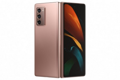 Samsung Galaxy Z Fold2 logs record pre-booking in India