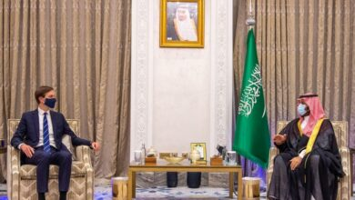 Photo of Kushner meets with Saudi Crown Prince, discuses prospects of peace