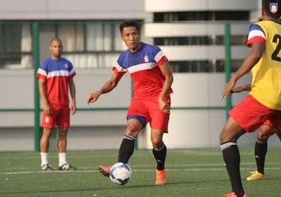 Scoring goals gave me confidence: Ex-India footballer Gouramangi