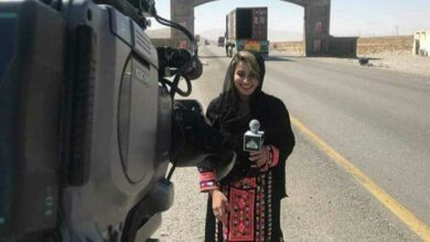 Photo of Journalist Shaheena Shaheen shot dead in Turbat