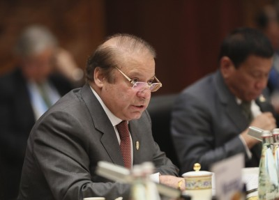 Sharif to virtually participate in multiparty conference