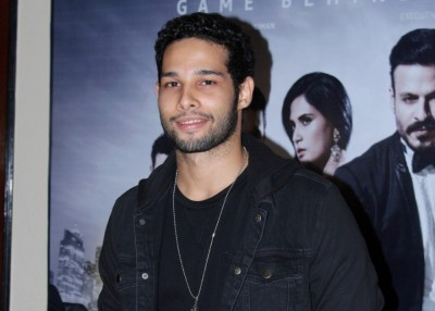Siddhant Chaturvedi's double dose of humour