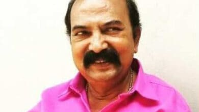 Photo of Kannada actor Siddharaj Kalyankar dies